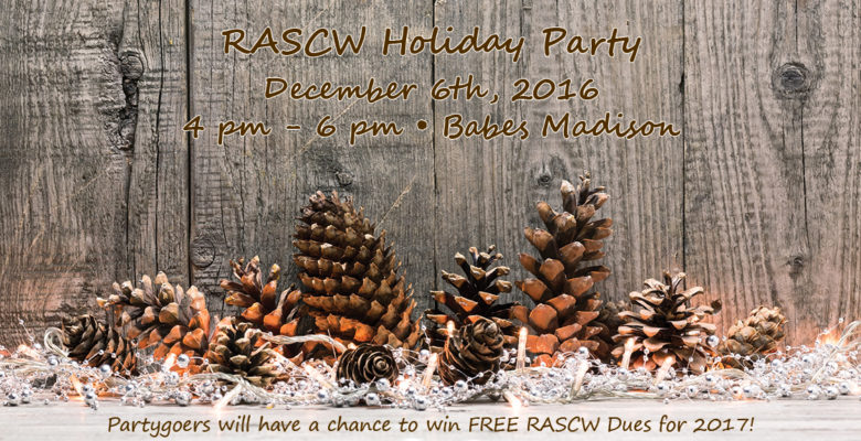 Holiday Party Promotion
